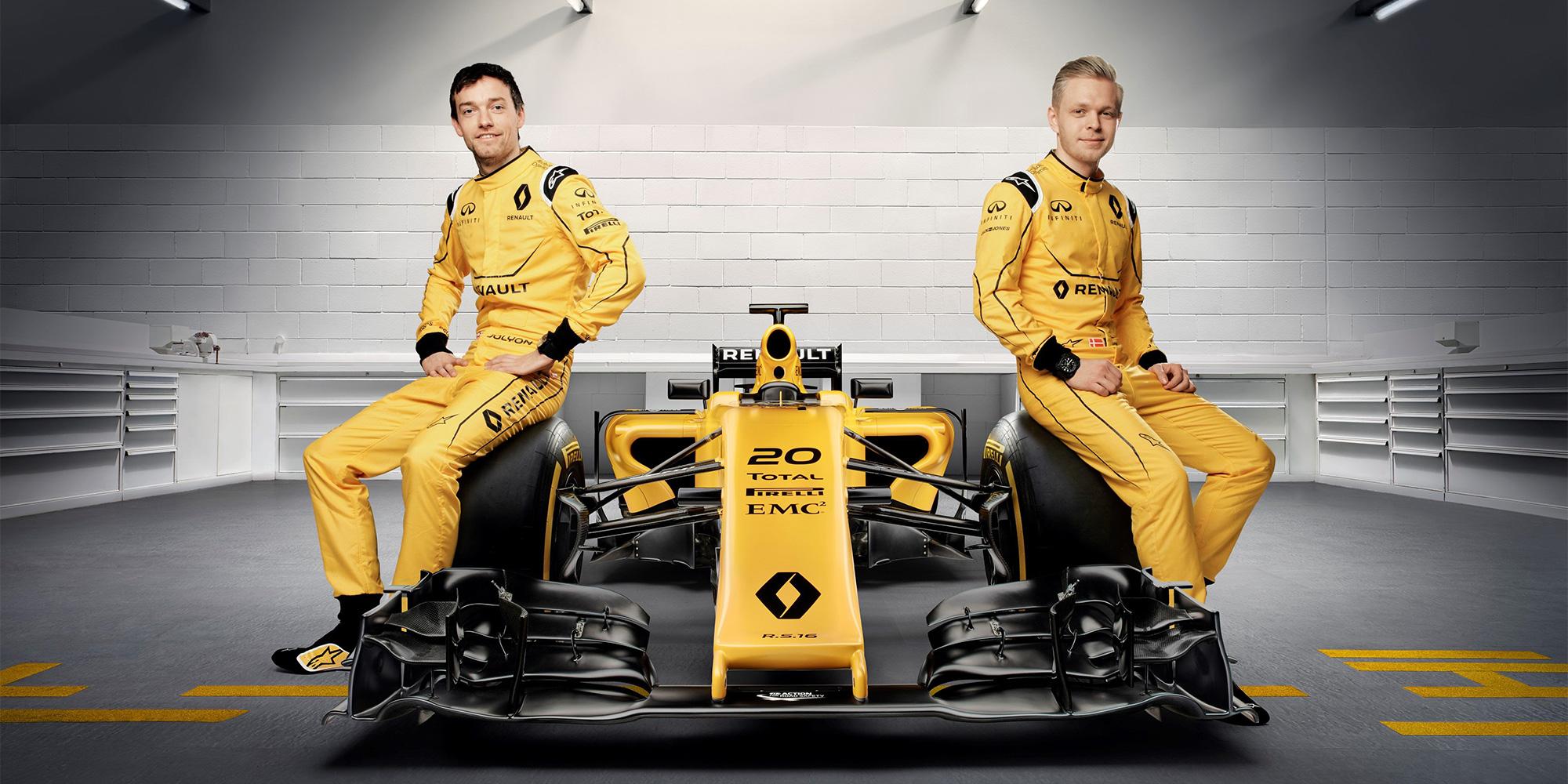 R.S.16, Kevin Magnussen, Jolyon Palmer, Formel 1, 2016