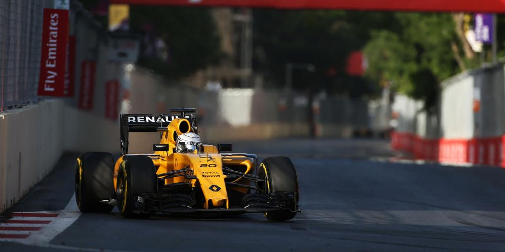 Formel 1 in Baku