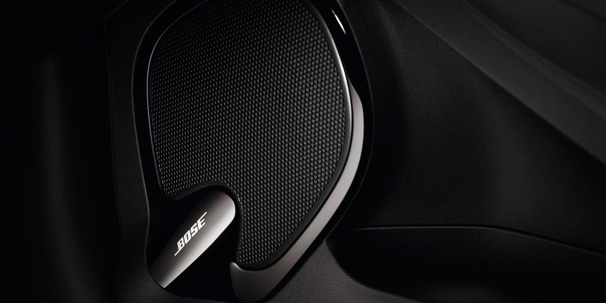 Renault Clio, Soundsystem, Bose®