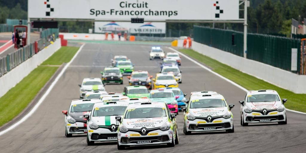 Team Bleekemolen triumphiert in Spa-Francorchamps