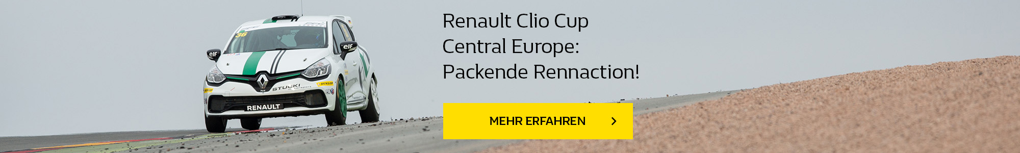Renault Clio Cup Europe
