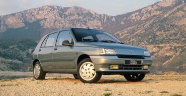 Bon anniversaire Bestseller: 25 Jahre Renault Clio