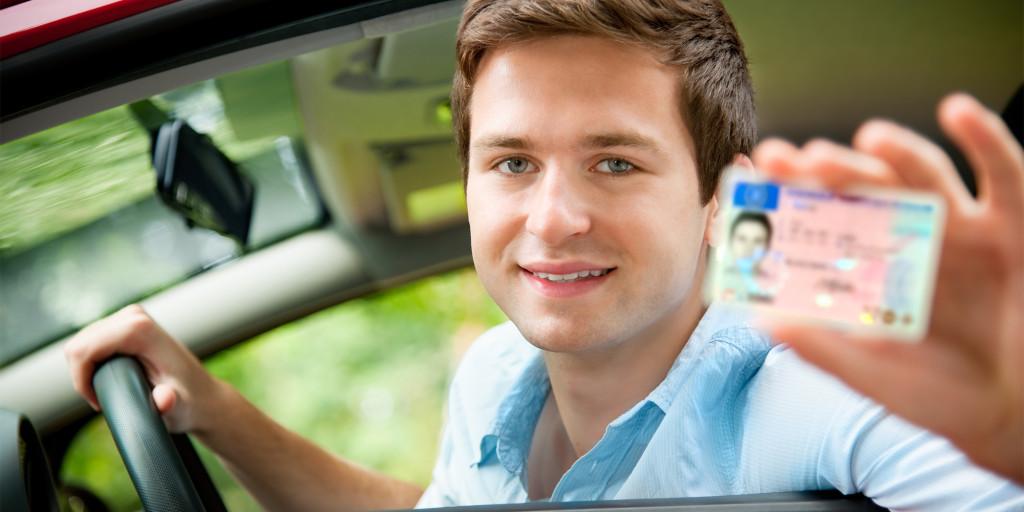 Der Weg zum Führerschein