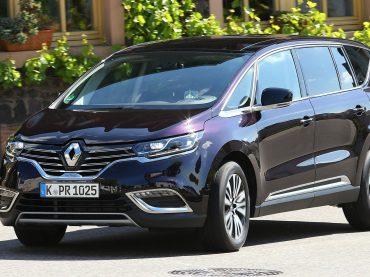 Riesig beim Restwert: Renault ESPACE im Ranking vorn