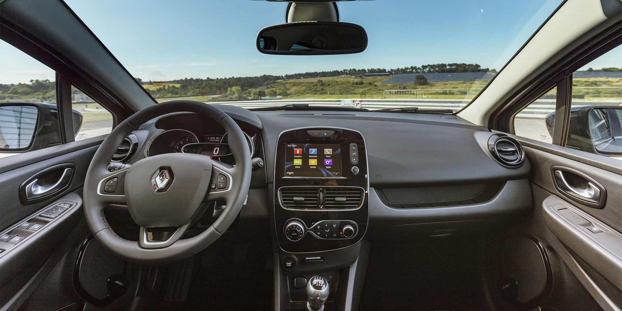 Clio, Innenraum, Renault, 2016