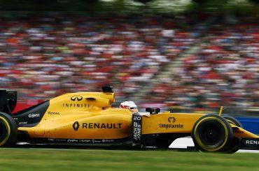 Nur die Ränge 16 und 19 für Renault