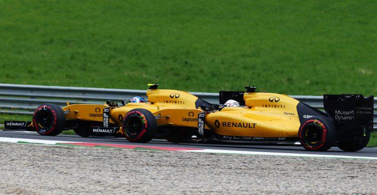 Servus Austria: Renault F1 im Aufwärtstrend