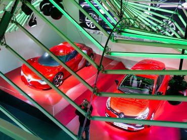 L'Atelier Renault – erleben Sie die Faszination der Marke