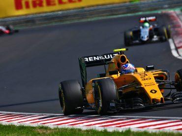 GP Ungarn: Palmer verpasst Punkte knapp