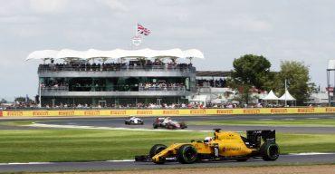 Formel 1 in Silverstone: England einfach unberechenbar