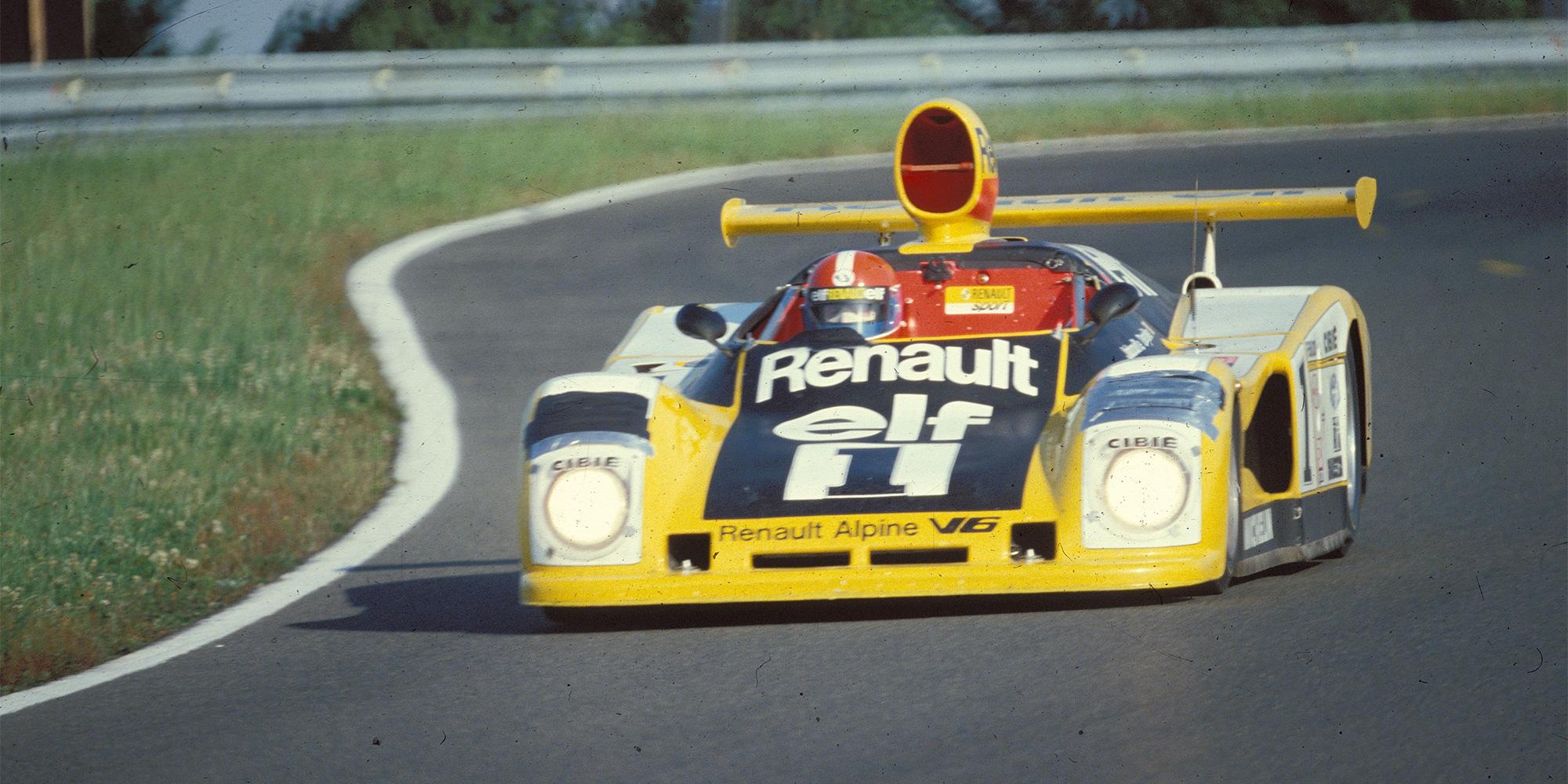 1978 - 24 Stunden von Le Mans: Alpine A443 von Jabouille-Depailler - 1978