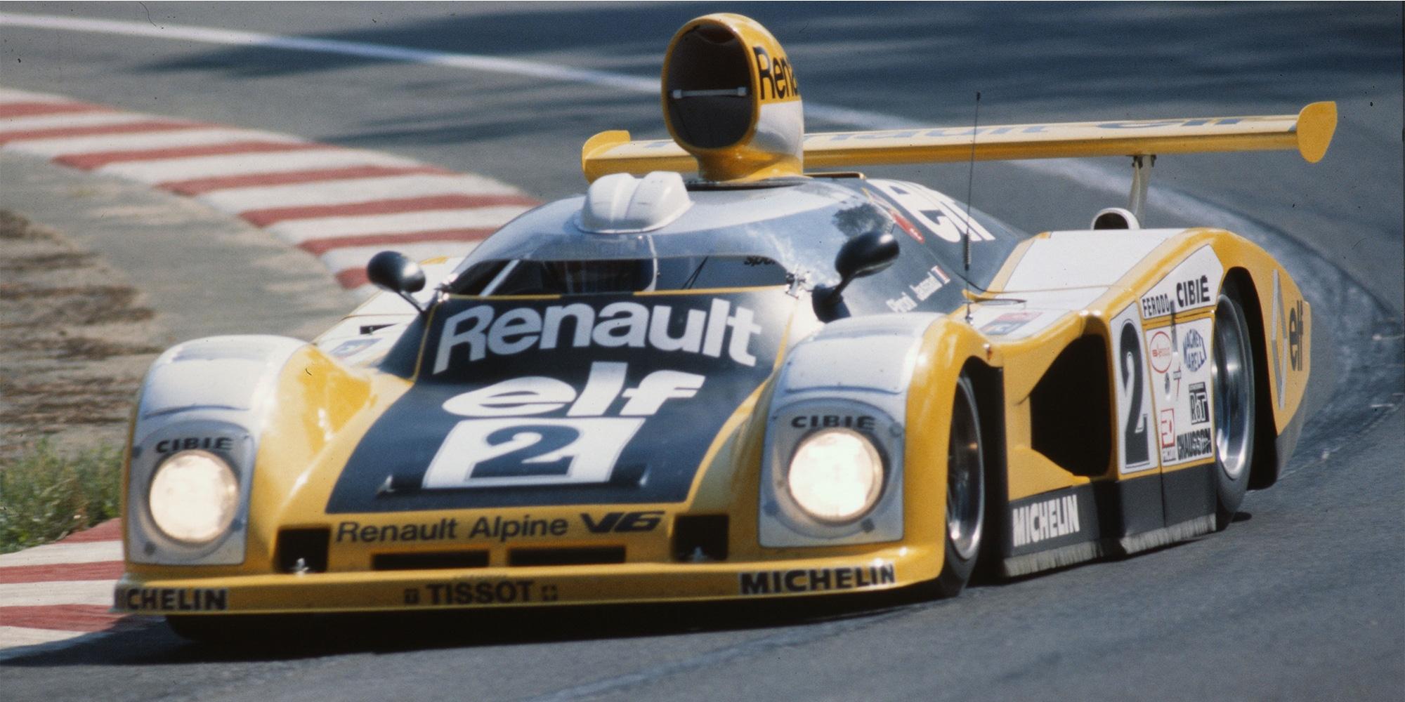 1978 - 24 Stunden von Le Mans: Alpine A442 B von Pironi − Jaussaud