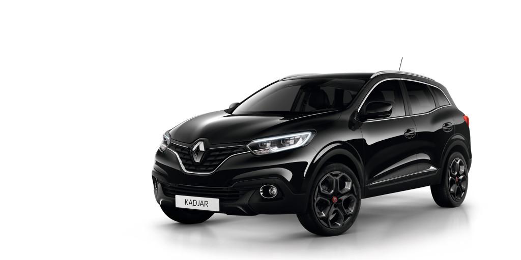 Kadjar, Crossborder, SUV, Sondermodell, Renault, 2016