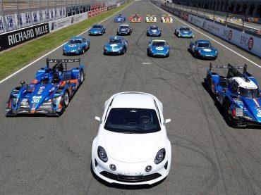 Das Comeback des Siegers: Renault bei den Le Mans Classic