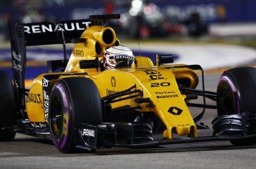 Formel 1: Endlich wieder Zählbares für Renault F1 Team
