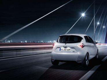 Renault ZOE mit neuer Z.E. 40 Batterie erreicht neue Sphären