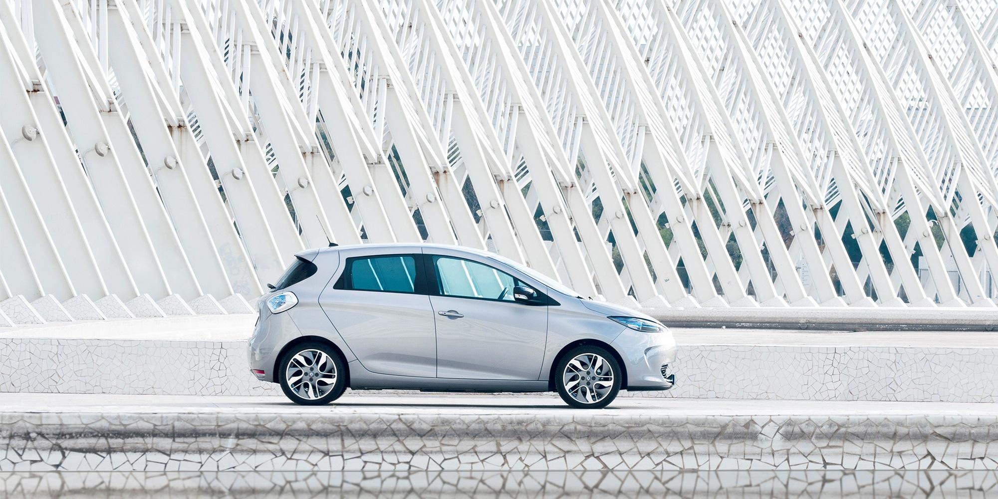 Renault ZOE erzielt 98 Prozent Kundenzufriedenheit