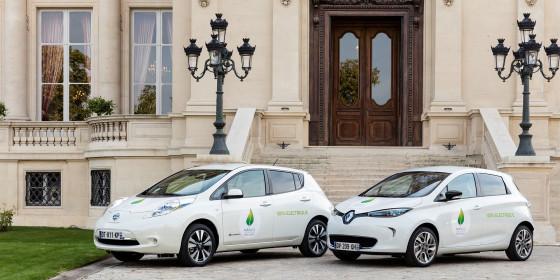 Weltweit Nummer 1: 350.000 E-Autos von Renault und Nissan
