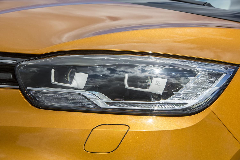 Scénic, Kompaktvan, LED PURE VISION, Renault, 2016