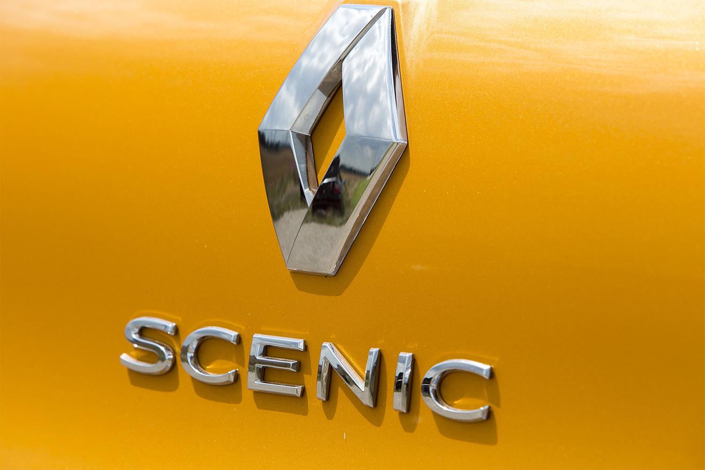 Scénic, Kompaktvan, Renault, Logo, 2016