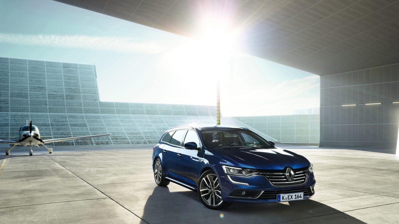 Renault Talisman Grandtour setzt Maßstäbe unter den Mittelklassekombis