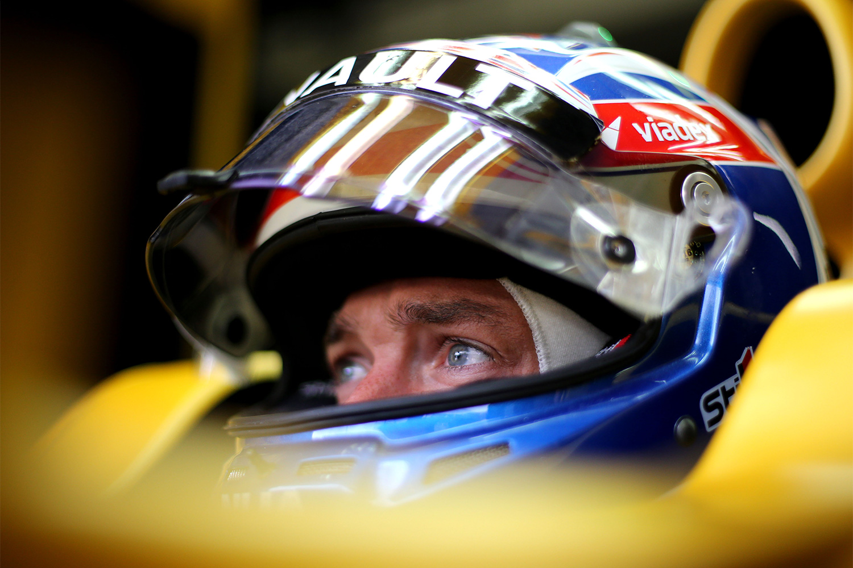 Regenchaos beim GP von Brasilien: Platz 13 für Renault