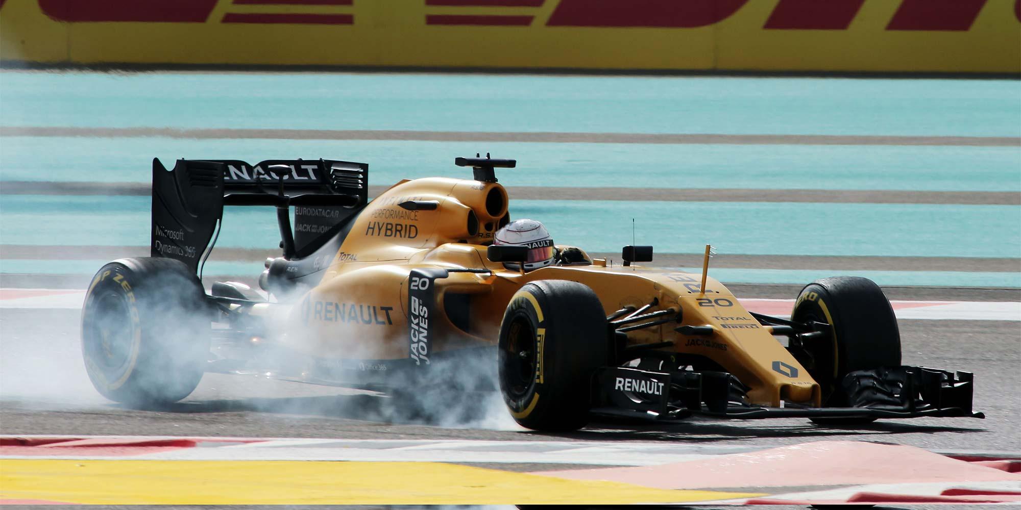 Formel 1 Abu Dhabi Grand Prix