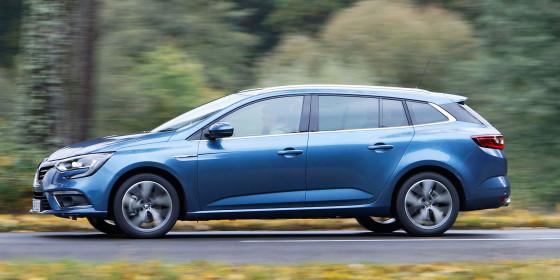 Renault Mégane überzeugt