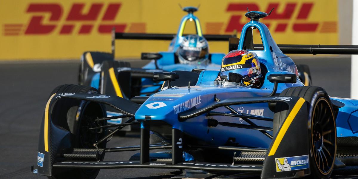 e.dams Renault Formel E 2016