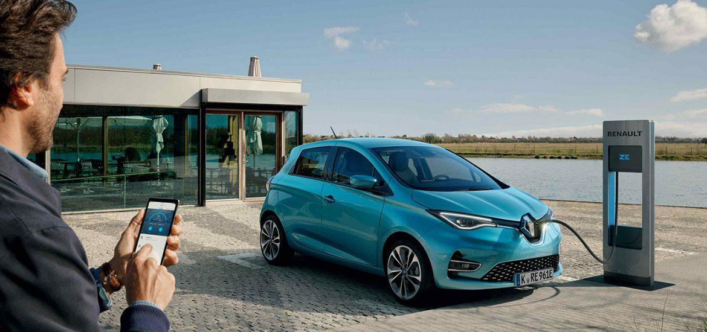 Renault ZOE: Alle Infos zu Reichweite, Aufladen und Ladezeiten