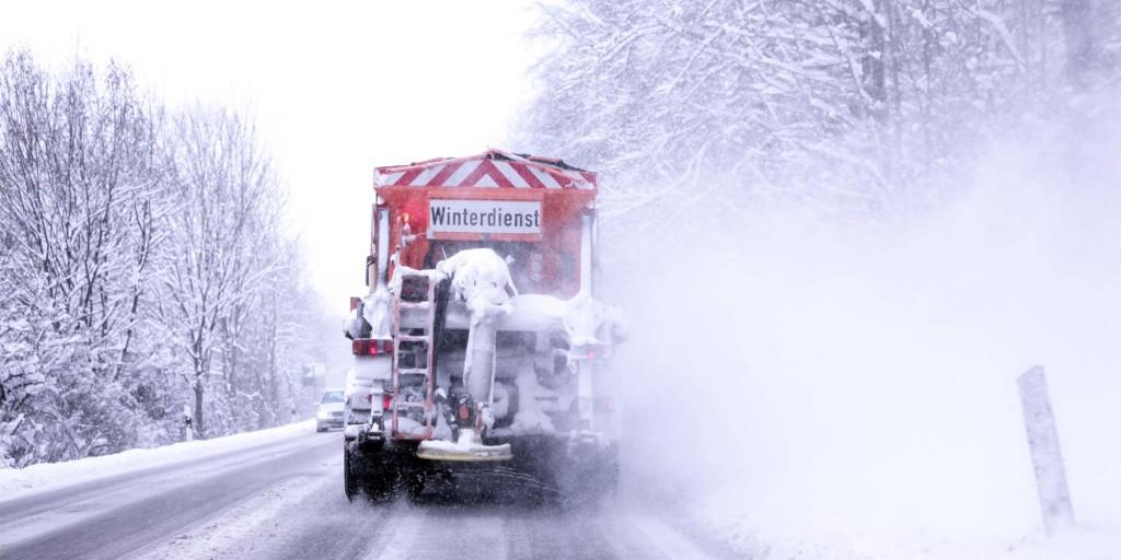 Winterschutz für das Auto