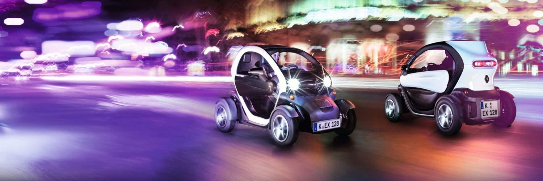 Renault Twizy: Erobern Sie dei Stadt