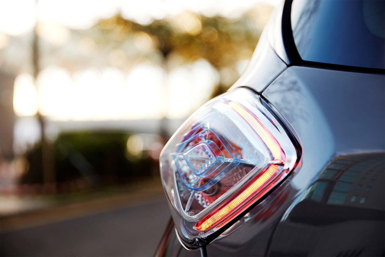 Renault ZOE Rücklicht 2016