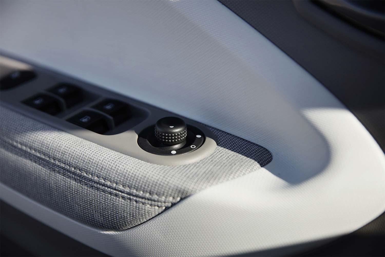 Renault ZOE Bedienelemente zum einfachen Bedienen