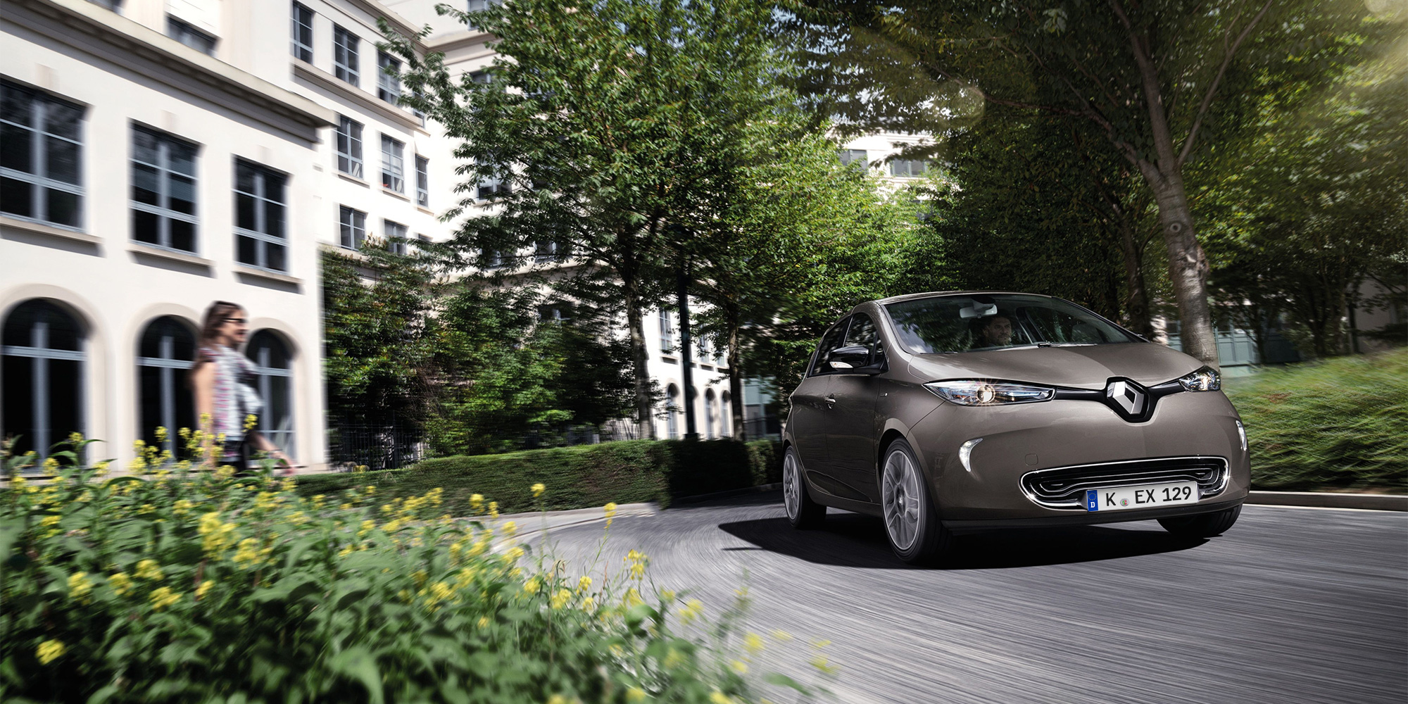 Renault ZOE Fahrbericht