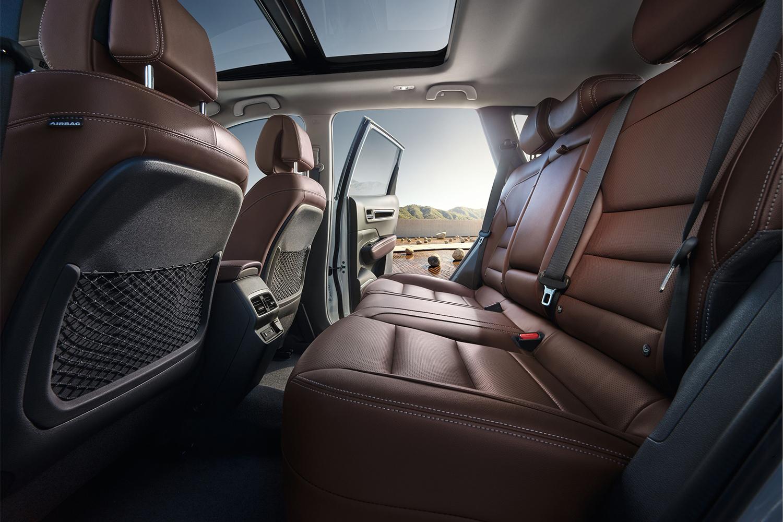 Renault Koleos mit großzügigen Raumangebot