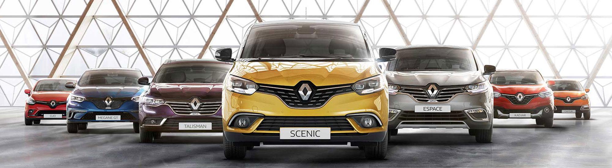 Renault PKWs