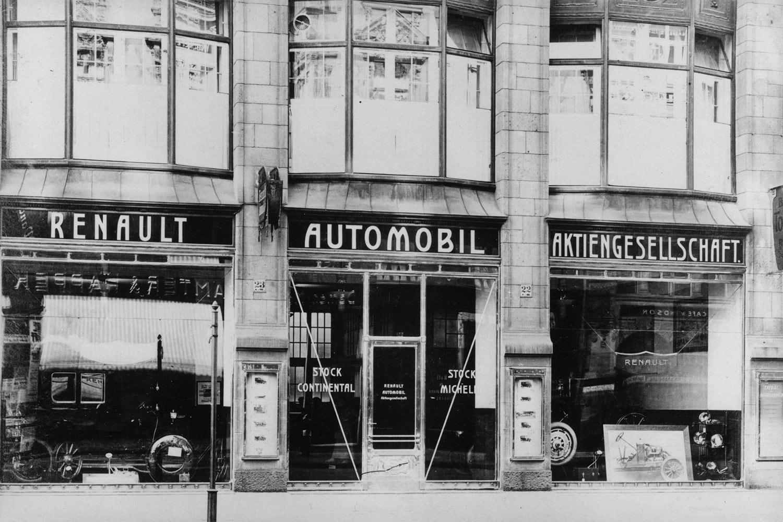 Renault Filiale Berlin
