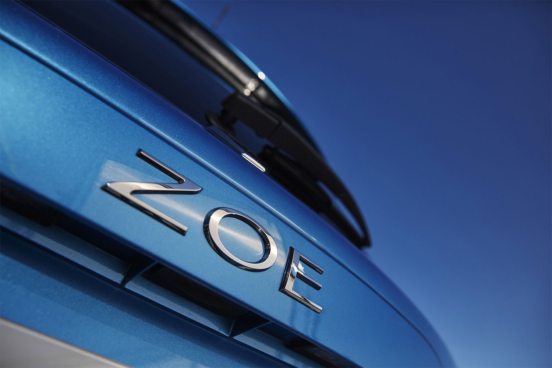Emblem Renault ZOE