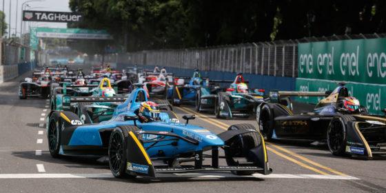 Renault gewann in Argentinien auch den dritten Lauf der Saison 2016/2017