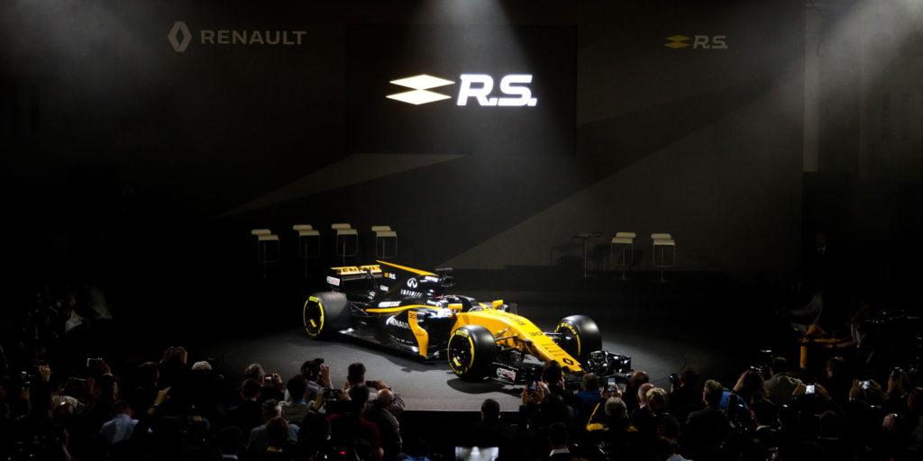 Renault enthüllt Hülkenbergs Renner
