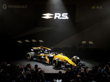 Neuer R.S.17: Renault enthüllt Hülkenbergs Renner