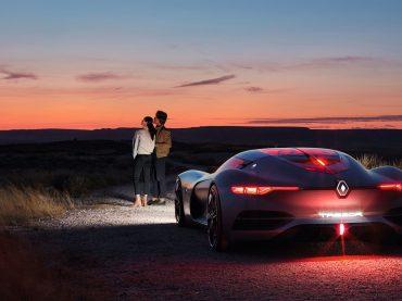 Renault TREZOR ist das schönste Concept Car des Jahres