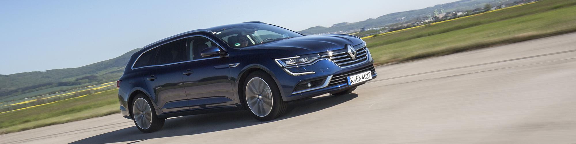 Großzügiger Innenraum, innovative Technologien und hochwertige Verarbeitung bis ins Detail: Der Renault Talisman Grandtour hat das Zeug zum Verführer.