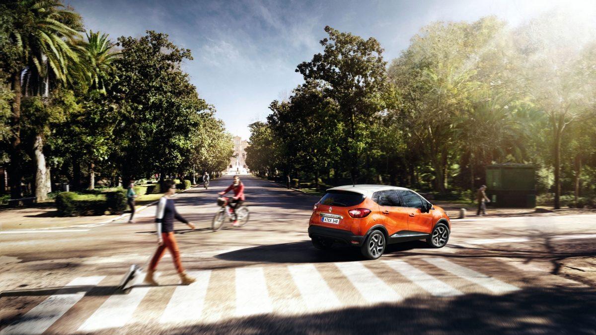 """Auto Bild kürt den Renault Captur zum """"Held der Stadt"""""""