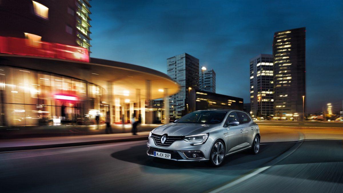 Heißer Tipp der Auto Bild-Redaktion: der Renault Mégane
