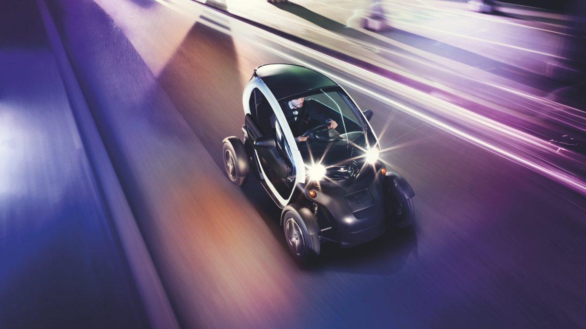 Renault TWIZY: Steigen Sie ein in die Welt des Renault TWIZY