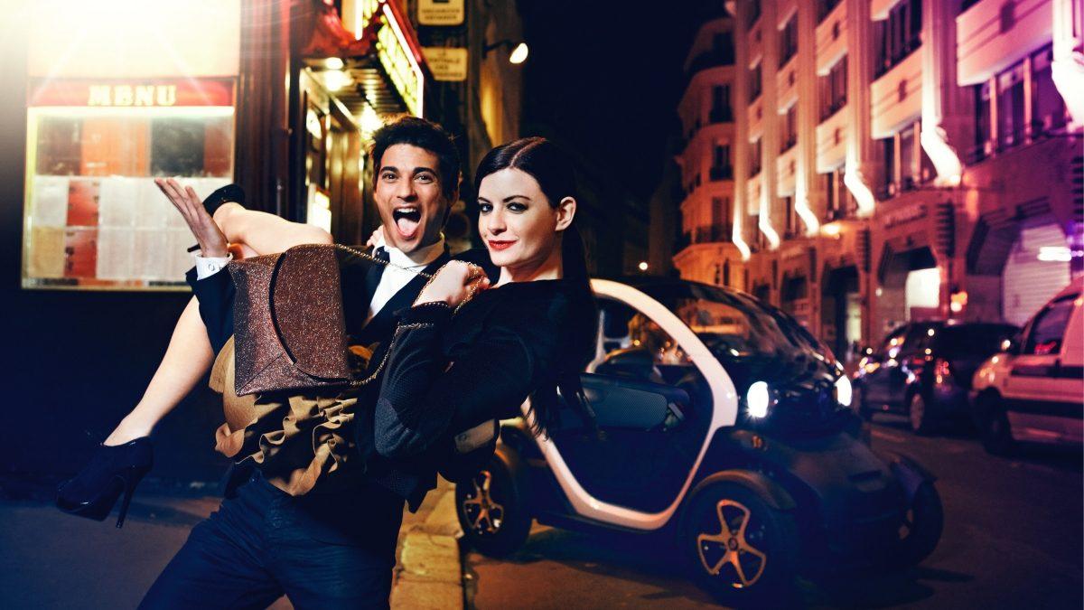 Der Renault Twizy bietet Spaß für zwei