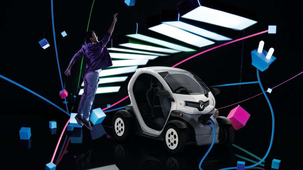 Die Reichweite des Renault Twizy