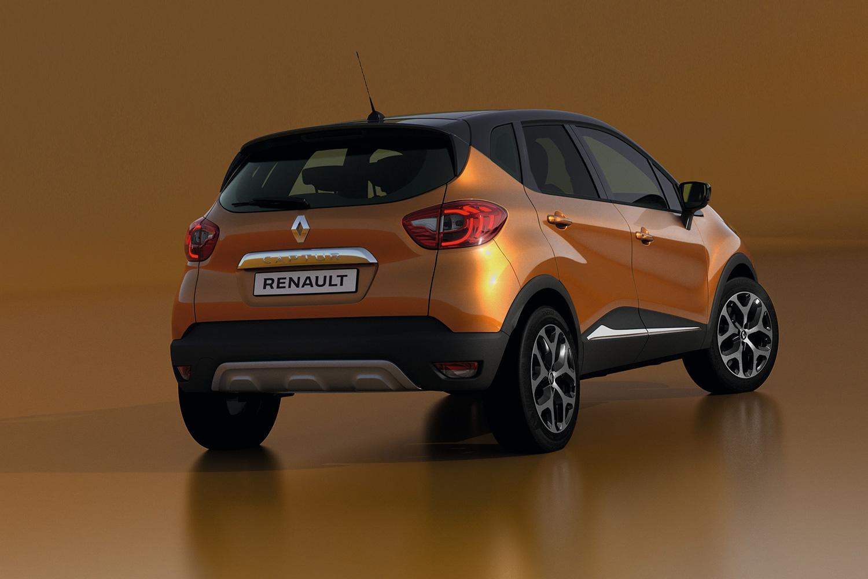 Genfer Autosalon: Renault enthüllt neuen CAPTUR